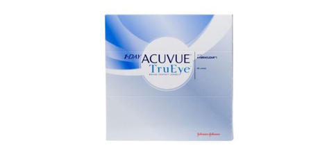 Vistakon - 1 Day Acuvue Trueye 90 Pack
