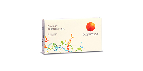 CooperVision - Proclear Multifocal Toric  6 Pack