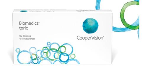 CooperVision - Biomedics Toric 6 Pack