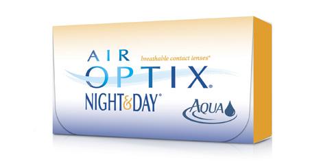 Alcon - Air Optix Night & Day Aqua 6 Pack